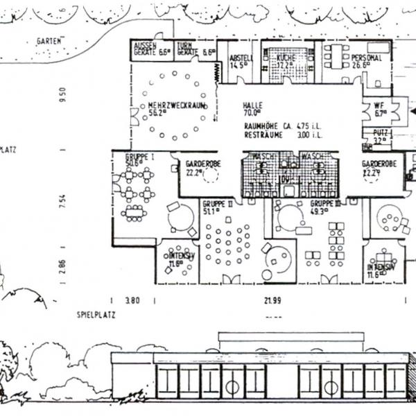 Neubau Breidert-Kindergarten