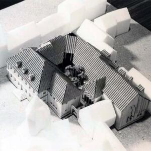 Wettbewerb Rathaus Babenhausen