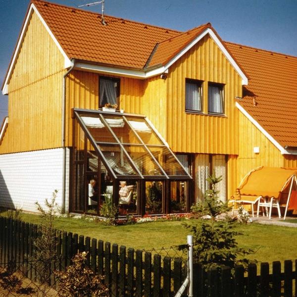 Neubau 4 Reihenhäuser, Straßburger Straße 27-33