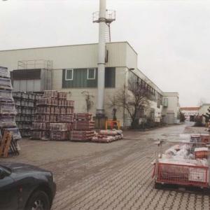 Neubau Gießerei