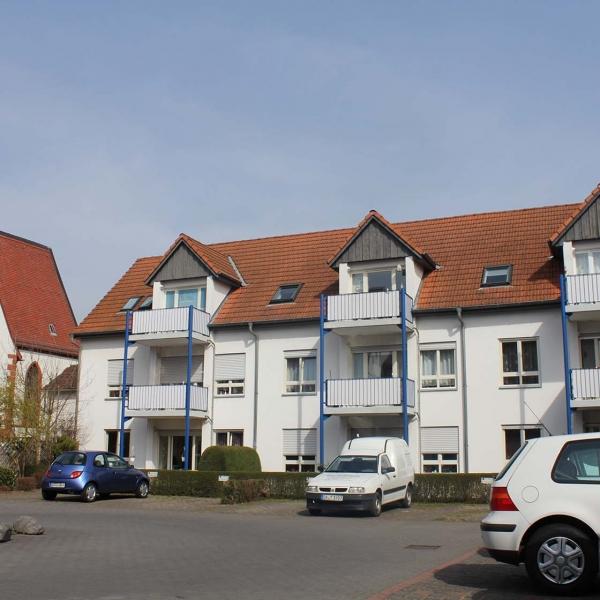 Neubau 15 Eigentumswohnungen in der Altstadt
