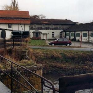 Umgestaltung einer Mühle in eine Tierarztpraxis