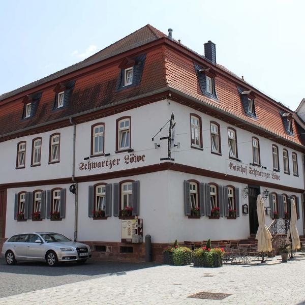 """Sanierung Hotel """"Schwartzer Löwe"""" Am Markt"""