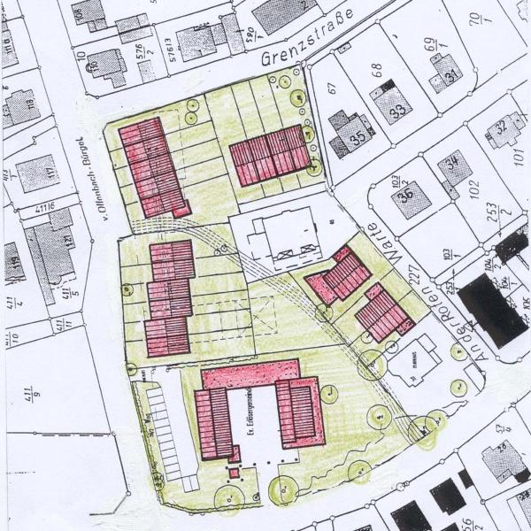 Städtebauplanungen Sickenhofen