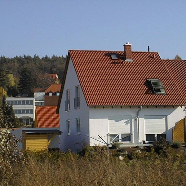 Einfamilienwohnhaus in Obernau