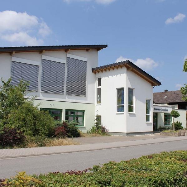 Entwurf Umnutzung Postgebäude in Kirchenzentrum