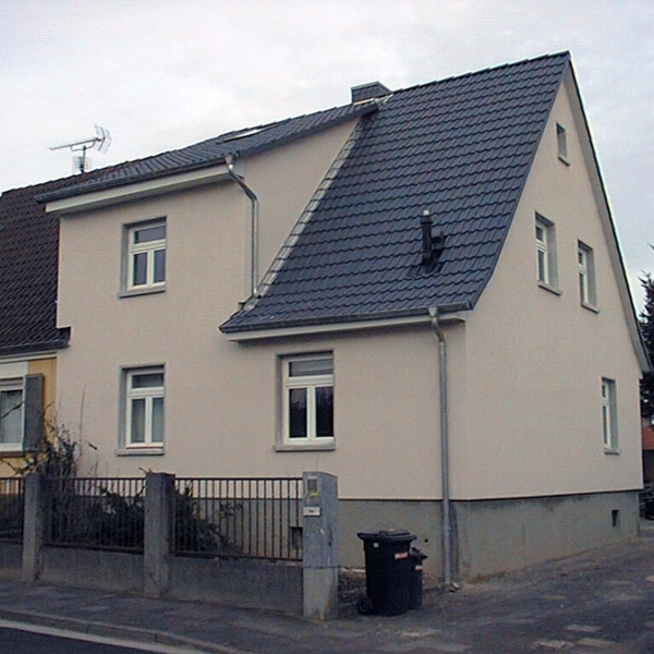 Um- und Anbau Einfamilienwohnhaus
