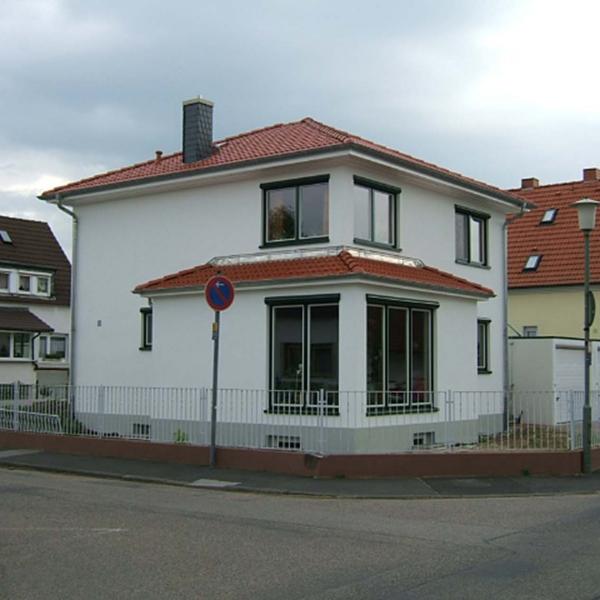 Neubau nach Abriss eines Einfamilien-Wohnhauses