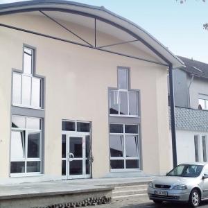 Umbau und Erweiterung Hotel Residenz