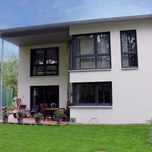 Neubau Einfamilienwohnhaus in Holzrahmenbauweise