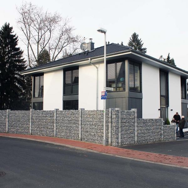 Neubau Einfamilienwohnhaus in Großostheim