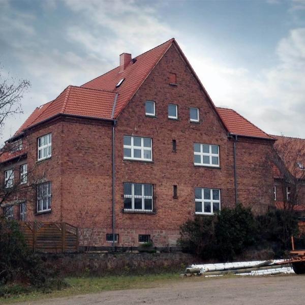 Umbau einer alten Tabakfabrik in ein Wohn- und Geschäftshaus