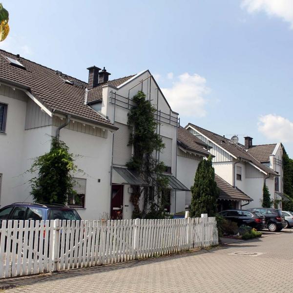 Neubau 2 Doppelhäuser