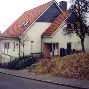 Neubau Ev. Gemeindezentrum mit Kindergarten