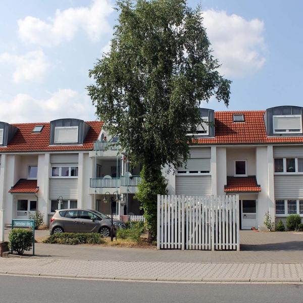 Neubau 12-Familienwohnhaus