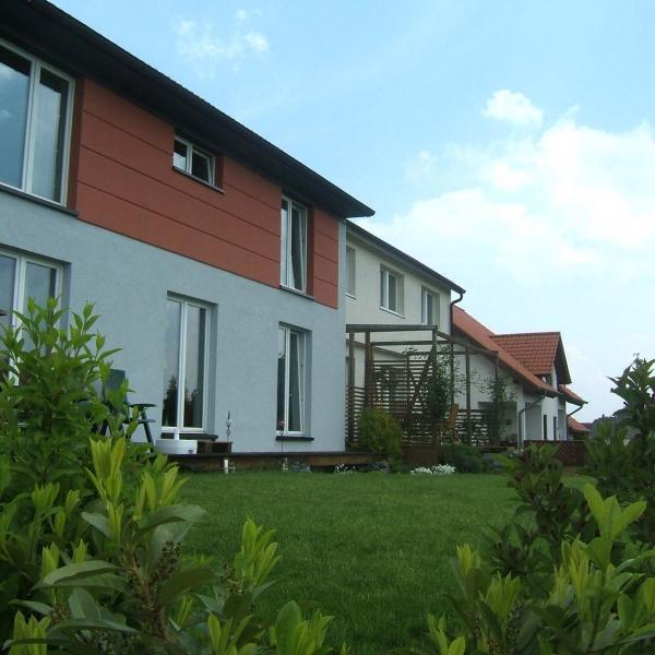 Neubau von 2 Wohnhäuser als Passivhäuser