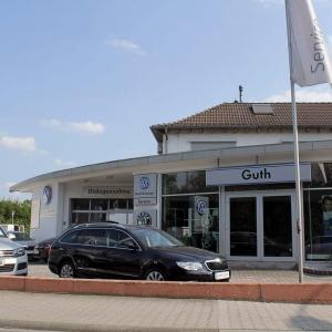 Neu- und Umbau Erweiterung VW-Autohaus