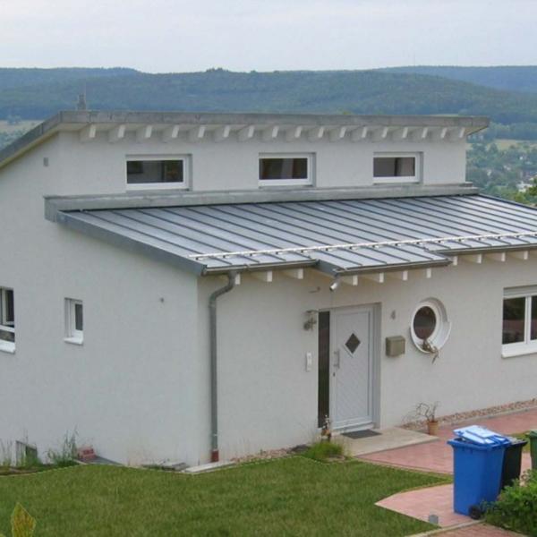 Neubau Einfamilien-Wohnhaus in Erbach