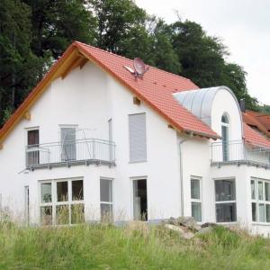 Entwurf Einfamilien-Wohnhaus in Lautertal