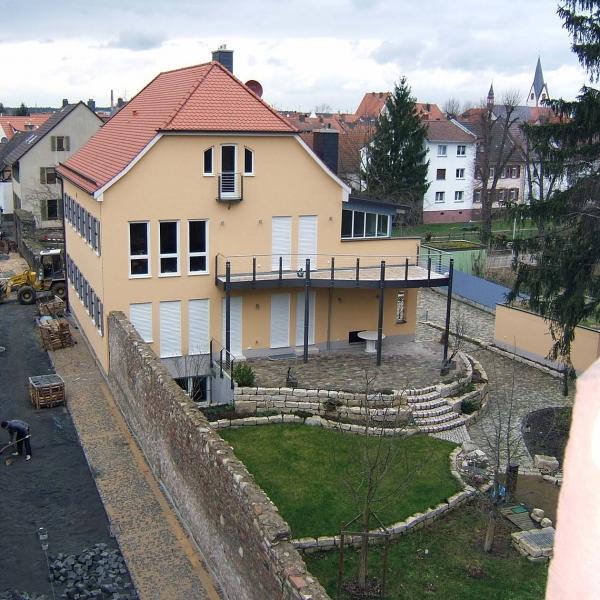 Neubau 2-Familien-Wohnhaus in der Altstadt