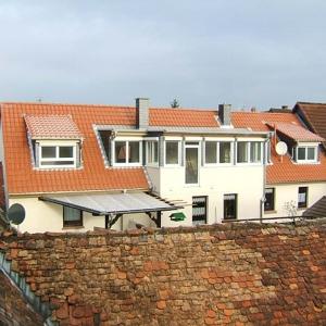 Dachgeschoss-Aufstockung in der Altstadt