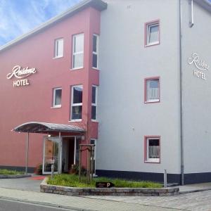 Neubau Hotelgebäude mit 20 Zimmer